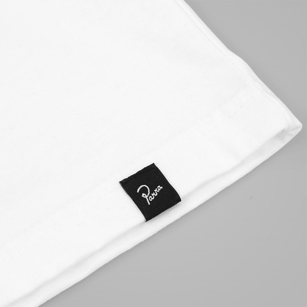 BY PARRA S CLUB T SHIRT WHITE