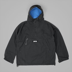 BY PARRA WINDBREAKER JACKET BLACK