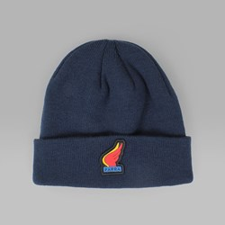 BY PARRA WINGS BEANIE NAVY