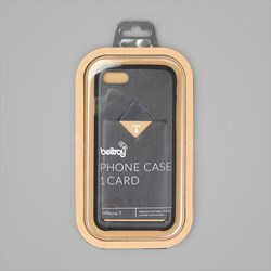 Bellroy iPhone 7 Phone Case (1 Card holder) Black