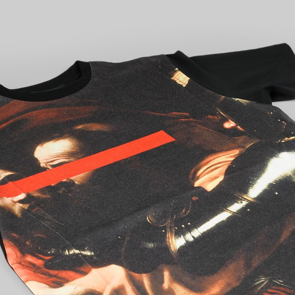 Black Scale Deception Premium T Shirt Black