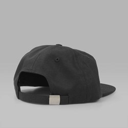 CALL ME 917 'LEGS LOGO' POLO CAP BLACK