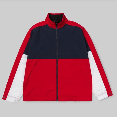 CARHARTT TERRACE JACKET DARK NAVY CARDINAL