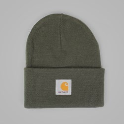 CARHARTT ACRYLIC WATCH BEANIE HAT CYPRESS