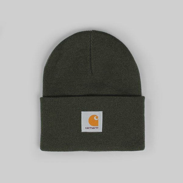 CARHARTT ACRYLIC WATCH HAT BEANIE CYPRESS