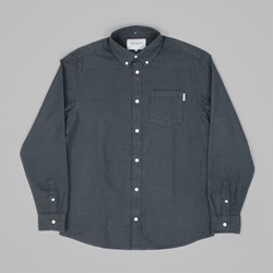 CARHARTT DALTON LS SHIRT BLACKSMITH