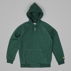 CARHARTT HOODED CHASE JACKET CONIFER