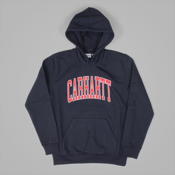 CARHARTT HOODED DIVISION SWEAT DARK NAVY