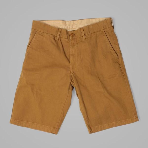 49f1991e44047 CARHARTT JOHNSON SHORT HAMILTON BROWN | Carhartt Shorts
