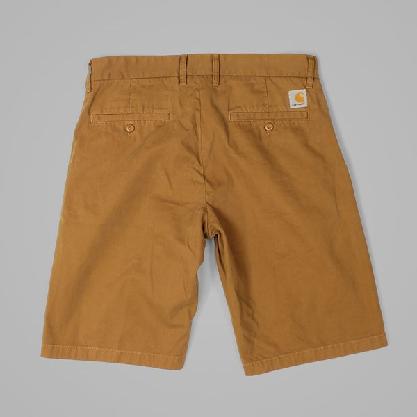 CARHARTT JOHNSON SHORT HAMILTON BROWN