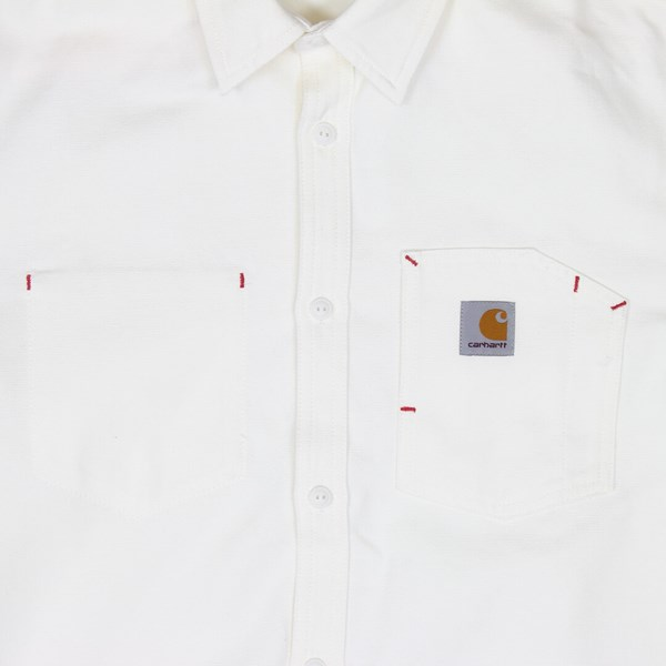 CARHARTT LONG SLEEVE TONY SHIRT WAX
