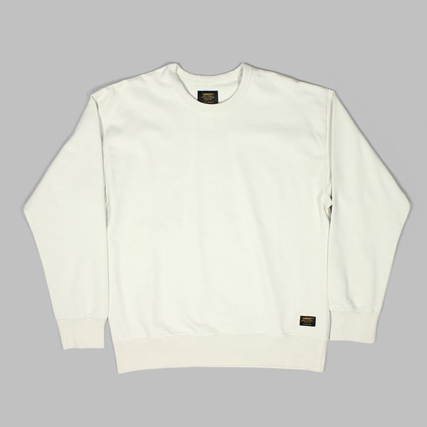 CARHARTT MEMORIES CREW SWEAT SANDY