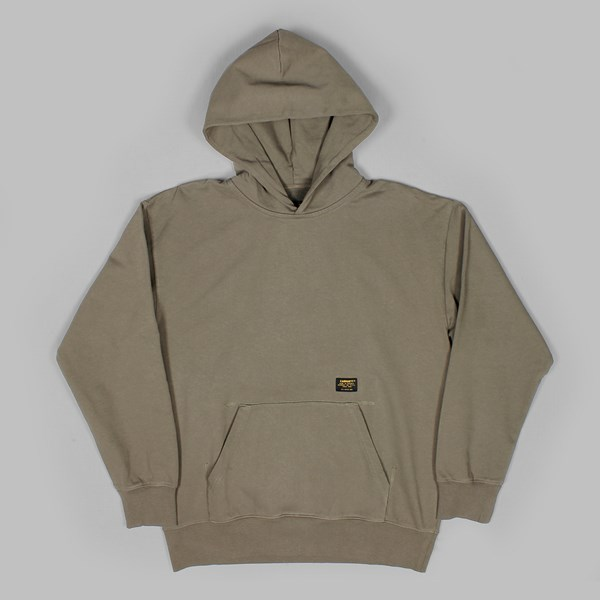 CARHARTT MEMORIES HOODED SWEAT TUNDRA