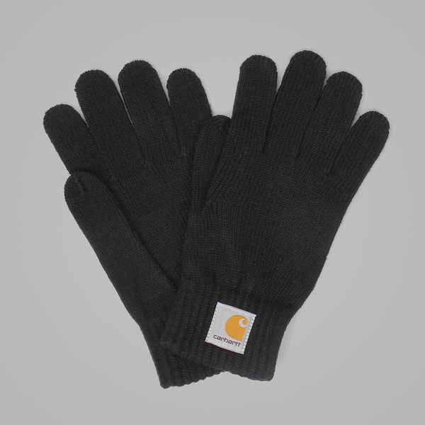 CARHARTT MENS WATCH GLOVES BLACK