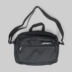 CARHARTT PAYTON SHOULDER BAG BLACK