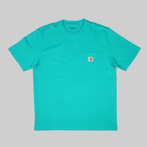 CARHARTT POCKET SS T-SHIRT CAUMA