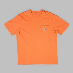 CARHARTT SS POCKET T-SHIRT JAFFA