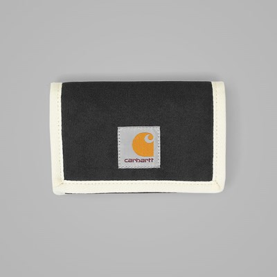 CARHARTT WATCH WALLET BLACK