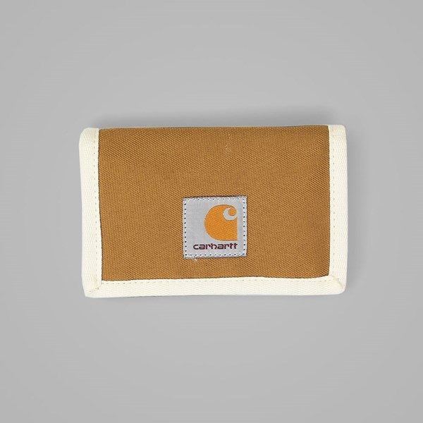 CARHARTT WATCH WALLET HAMILTON BROWN