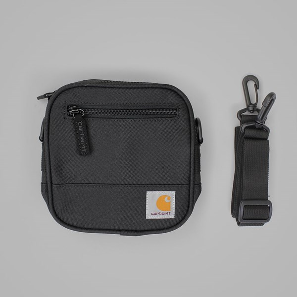 CARHARTT WATTS ESSENTIALS BAG BLACK