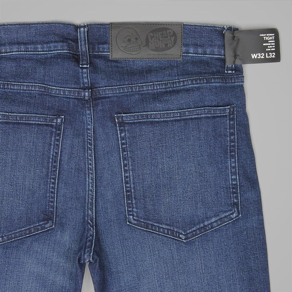 CHEAP MONDAY TIGHT JEANS 1YR FADE