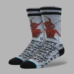STANCE CHEERS SOCKS BLACK