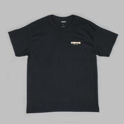 CHRYSTIE NYC OG LOGO SS T-SHIRT BLACK