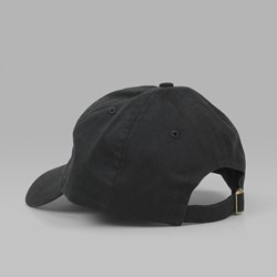 CIGARETTE BRAND CALVIN BROWN DAD HAT BLACK