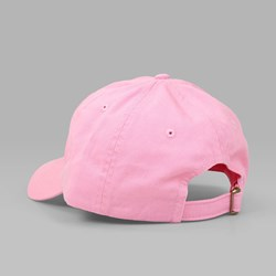 CIGARETTE BRAND DISPOSE OF YOU DAD HAT PINK