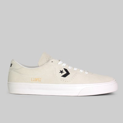 CONVERSE CONS LOUIS LOPEZ PRO OX WHITE BLACK