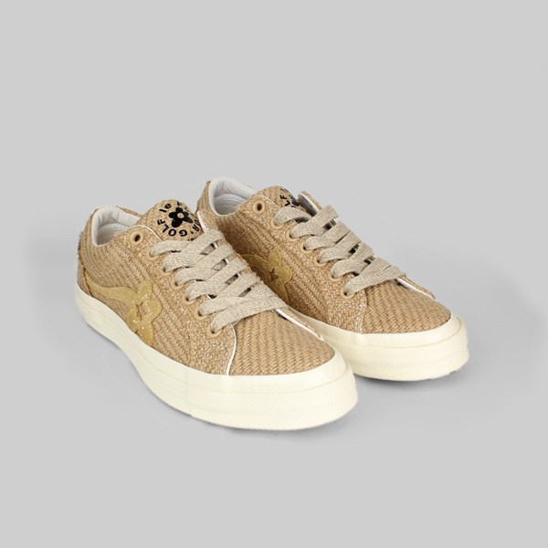 CONVERSE GOLF LE FLEUR ONE STAR OX CURRY CURRY EGRET