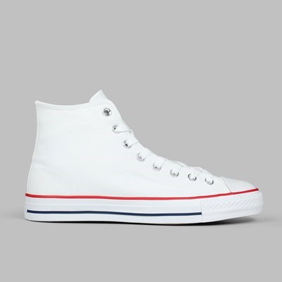 CONVERSE CONS CTAS PRO HI WHITE RED INSIGNIA BLUE