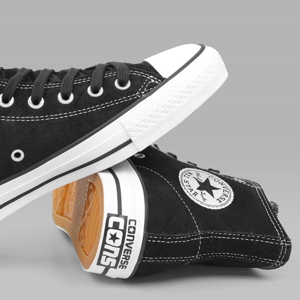 CONVERSE CONS CTAS PRO HIGH BLACK WHITE
