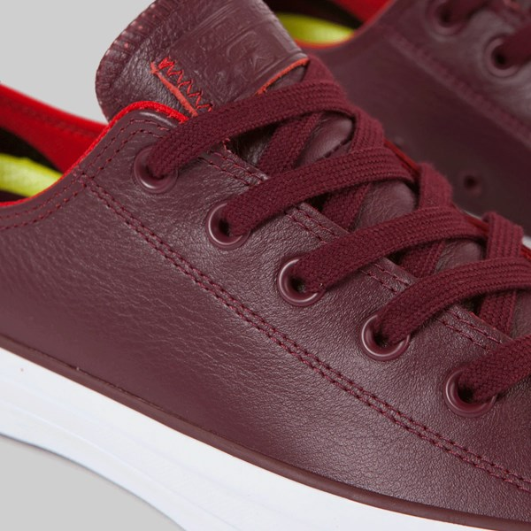 CONVERSE CTAS PRO OX DEEP BORDEAUX CASINO WHITE