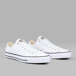 CONVERSE CTAS PRO OX WHITE HYPER ORANGE