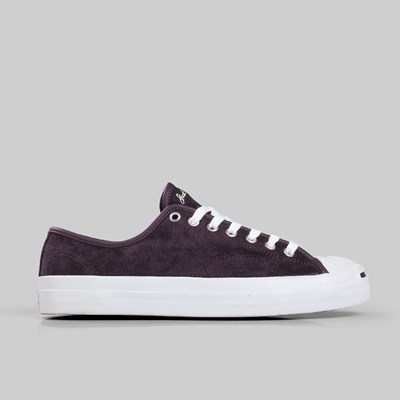 CONVERSE JACK PURCELL PRO OX BLACK CHERRY WHITE