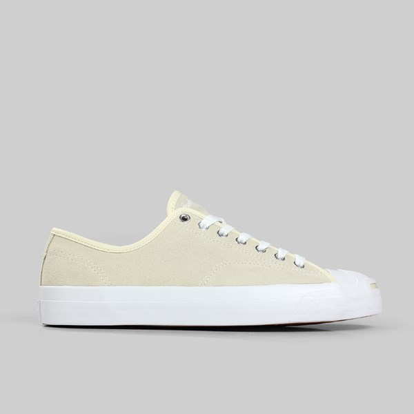 CONVERSE JACK PURCELL PRO OX NATURAL WHITE