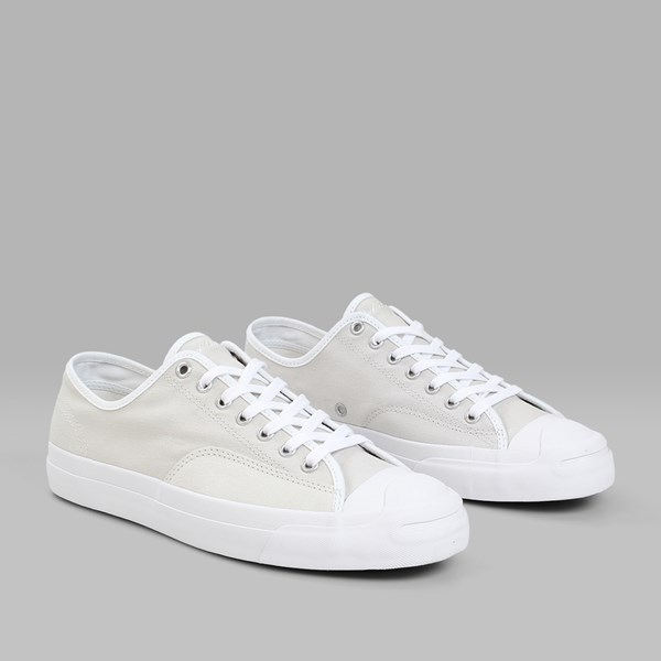 CONVERSE JACK PURCELL PRO OX PALE PUTTY WHITE