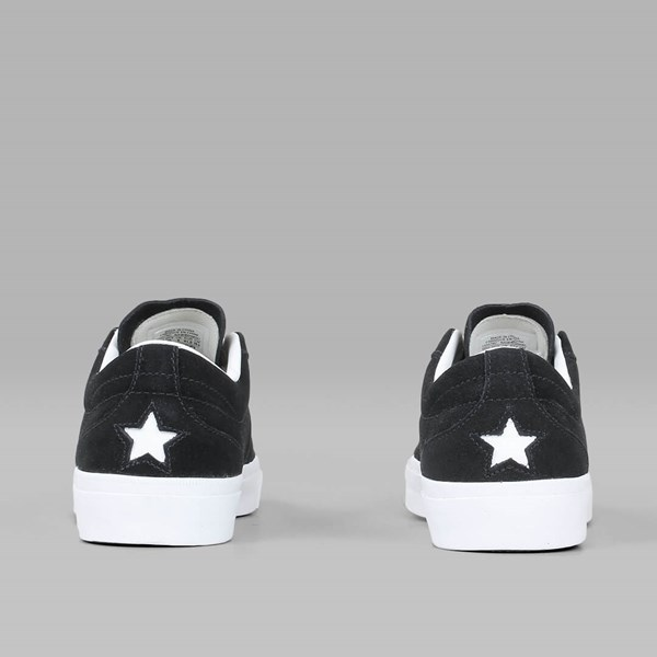 CONVERSE ONE STAR CC OX BLACK WHITE