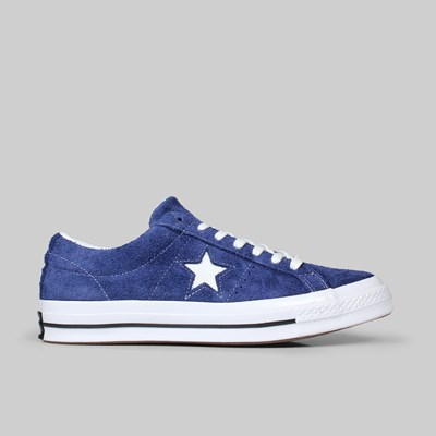 CONVERSE ONE STAR OX ECLIPSE WHITE WHITE