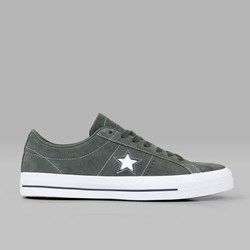 CONVERSE ONE STAR PRO OX SEQUOIA SEQUOIA WHITE