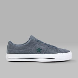 CONVERSE ONE STAR PRO OX SHARKSKIN ATOMIC TEAL