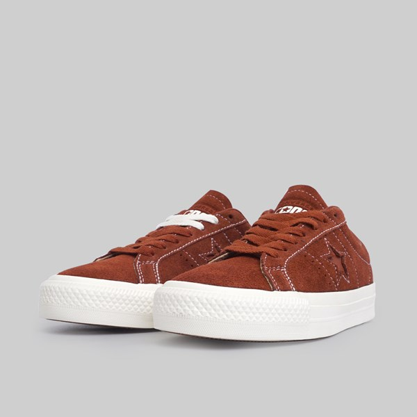 CONVERSE ONE STAR PRO 'WORKWEAR PACK' CINNAMON EGRET
