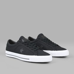CONVERSE ONE STAR X MIKE ANDERSON PRO OX BLACK
