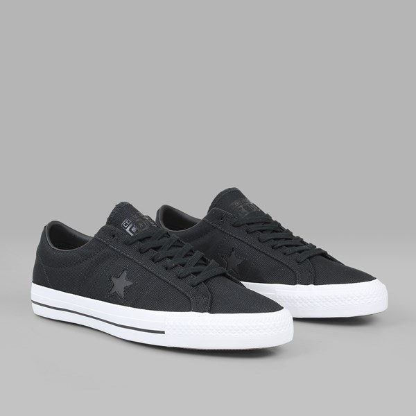 508a7d94ce26 CONVERSE ONE STAR X MIKE ANDERSON PRO OX BLACK