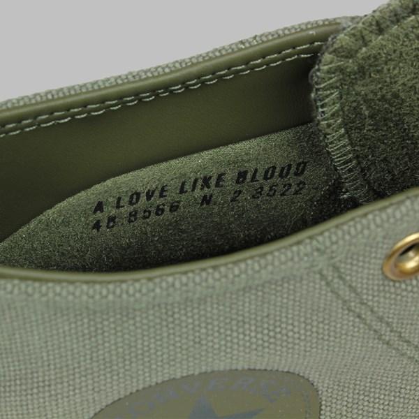 Rareza Electricista Inspeccionar  CONVERSE X KEVIN RODRIGUES CTAS PRO HI MEDIUM OLIVE GUM | Converse Footwear
