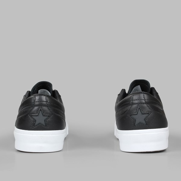 CONVERSE X SAGE ELSESSER ONE STAR CC BLACK BLACK