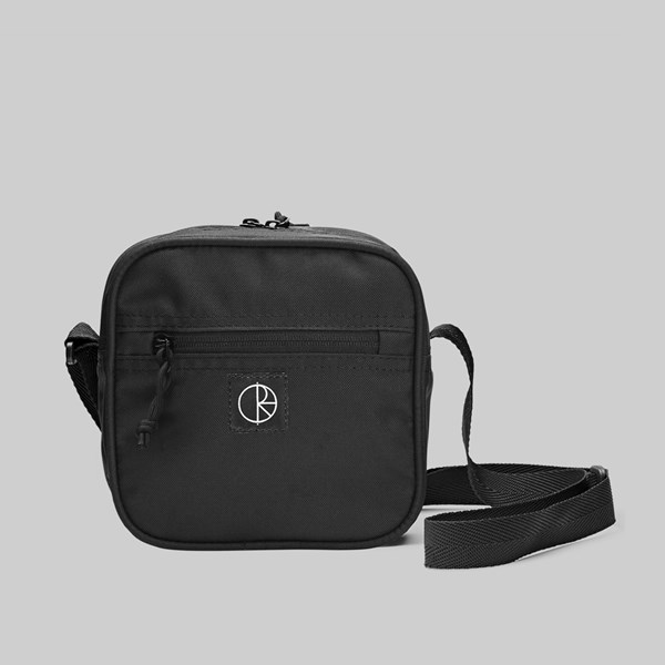 POLAR SKATE CO. CORDURA DEALER BAG BLACK
