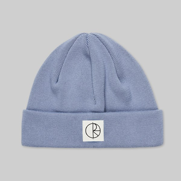 POLAR SKATE CO. COTTON BEANIE SKY BLUE
