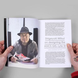 CREPE CITY MAGAZINE ISSUE ONE